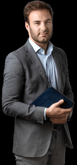 Steen Boschetti, spécialiste en fiduciaire et associé